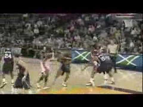 Golden St. Warriors 07-08 Season