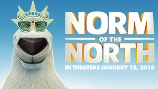 The Blockbusters Show Season 3 - Norm of the North Review