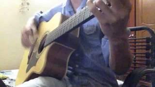 Kiếp Lữu Hành - Tuyết Yêu Thương Guitar Cover