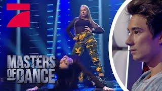 Destinys Child - Survivor Dance Choreography (Justyna & Justine) | Masters of Dance | Audition