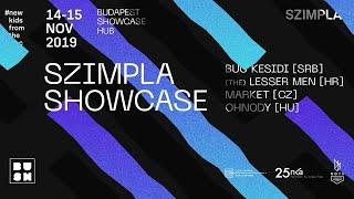 LIVE!  Szimpla Showcase - BUSH 2019