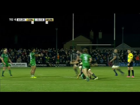 Round 7 Highlights: Connacht v Munster Rugby