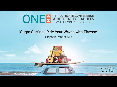 Sugar Surfing…Ride Your Waves with Finesse (Stephen Ponder, MD)