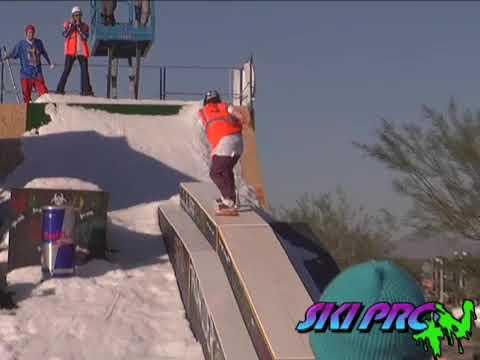Ski Pro's Pro Rider Rail Jam 09
