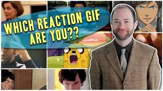 Which Reaction GIF Are You?? | Idea Channel | PBS Digital Studios