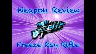 """Pixel Gun 3D: Weapon Review """" Freeze Ray Rifle"""""""
