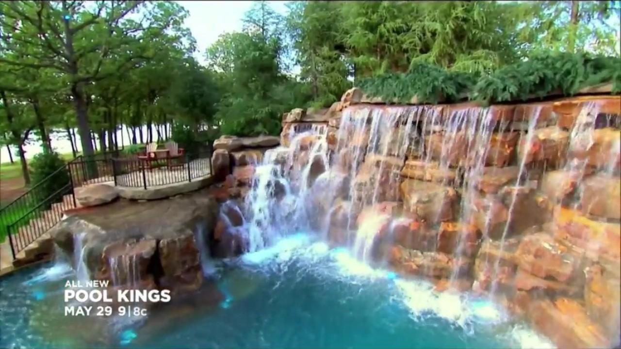 California Pools On Pool Kings On Diy Network Mondays At
