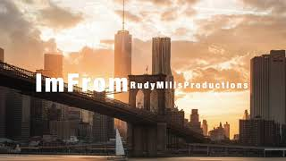"""J Cole X Dave East Type Beat/ Instrumental """"Im From"""" 2019 [Prod. By RudyMillsProductions]"""