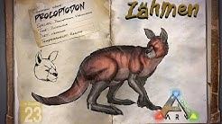ARK: Survival Evolved [GUIDE/Deutsch] ** Procoptodon - Känguru zähmen **