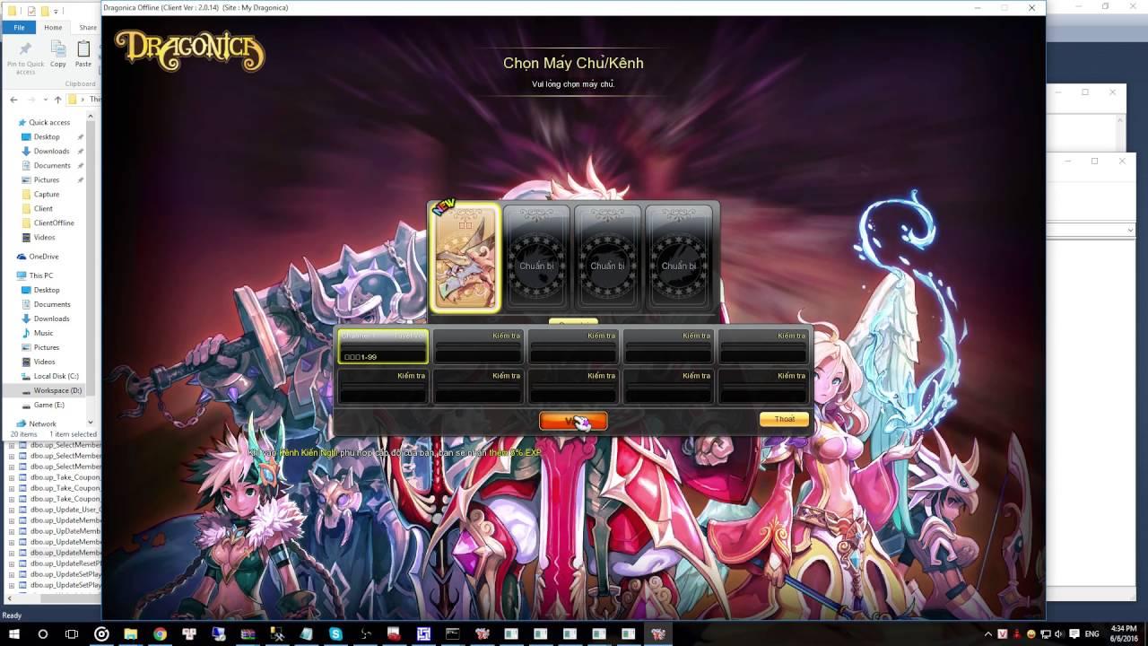 Dragonica offline v2 download free by znkculzzbnbybb3zj6 durand on.