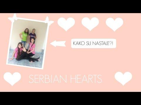 Kako su nastale Serbian Hearts?! 1000 Subscriba Special!