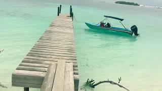 Maldives Island in Januar 2018
