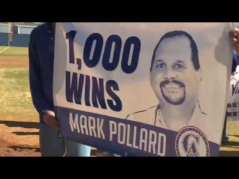Carl Albert State College Coach Mark Pollard Gets Mic'd Up