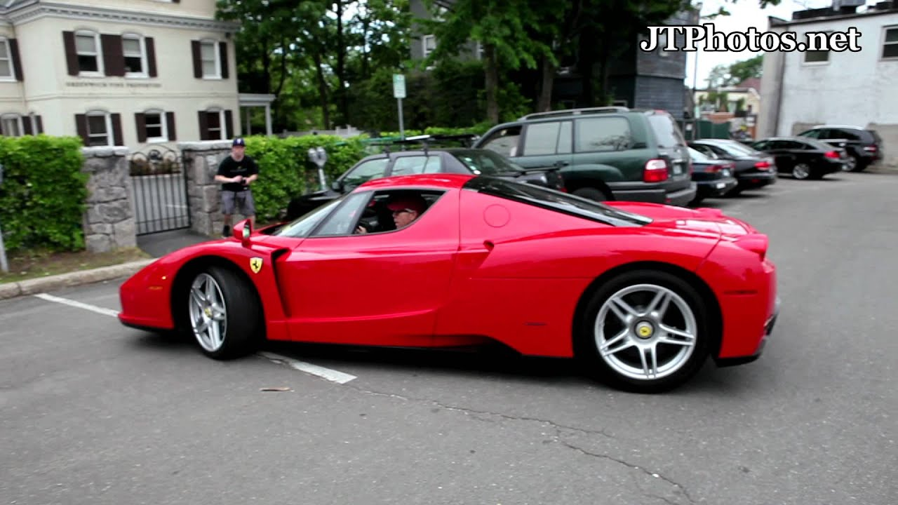 FXX car - Color: Red  // Description: amazing