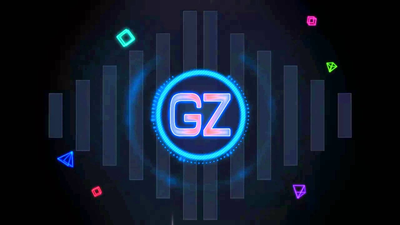 the gaming zone� first official logo launcher youtube