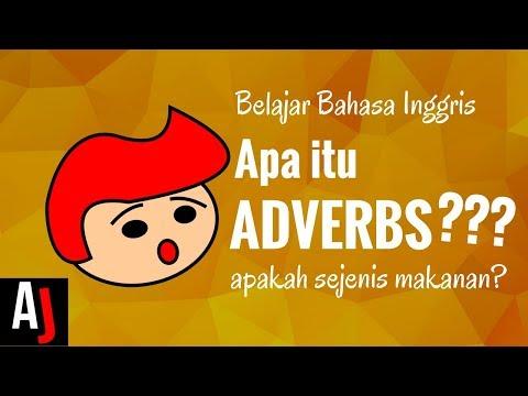 Belajar Adverb dalam Bahasa Inggris
