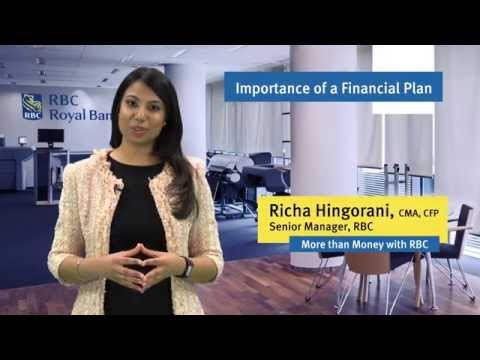 More than Money with RBC: Importance of a Financial Plan