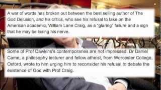 Richard Dawkins Called