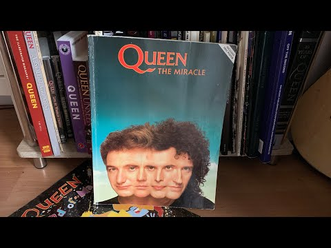 Queen - The Miracle - Songbook Pdf Download