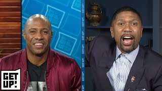 Jay Williams and Jalen Rose react to JR Smith's Game 1 gaffe vs Warriors | Get Up | ESPN thumbnail