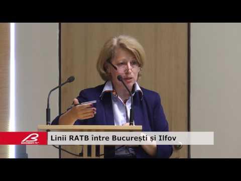 Linii RATB între București și Ilfov