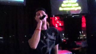"""""""Break Stuff"""" Karaoke by Limp Bizkit / Sung by Tall Buddy"""