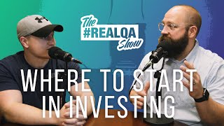 Where to start investing & 3 other fantastic questions!