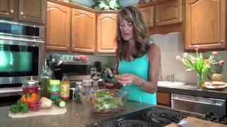 Best Ever Italian Bread Salad Panzanella - Vegan Fresh!