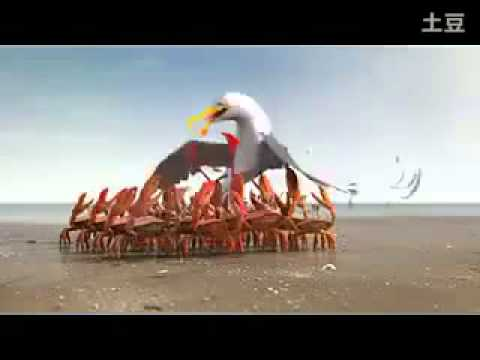 Best Example for Team Work :))) - YouTube