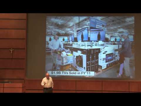 Berges Lecture Series: James Sinegal, Co-Founder and Director of Costco Corporation