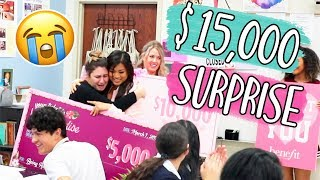SUPRISING HER WITH $15,000!!!!