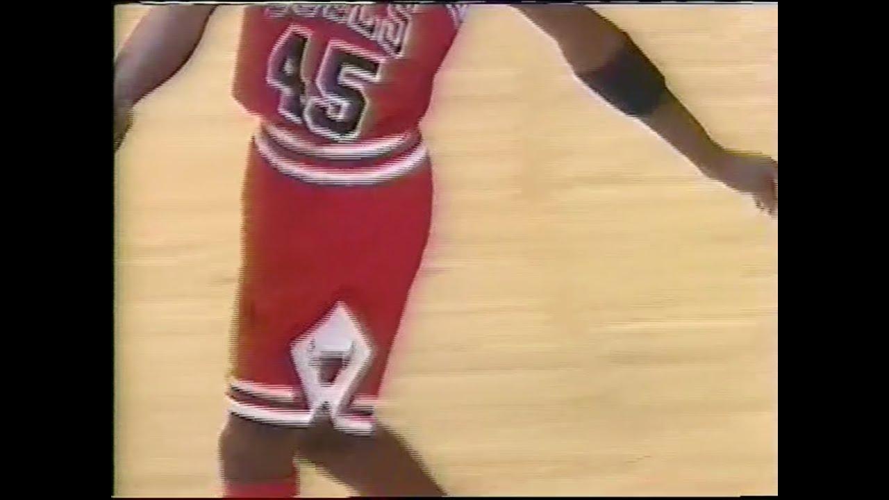 Michael Jordan returns with his pants