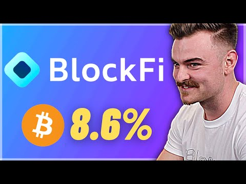 Blockfi Review - Earn Interest On Your Bitcoin Passively!!! - Earn Bitcoin Today! (2020)