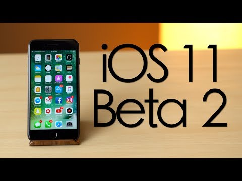iOS 11 Beta 2: Changes and New Features