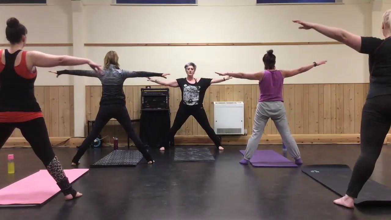 Download Yoga & Pilates based Classes with Lara Gothique (Sheffield)