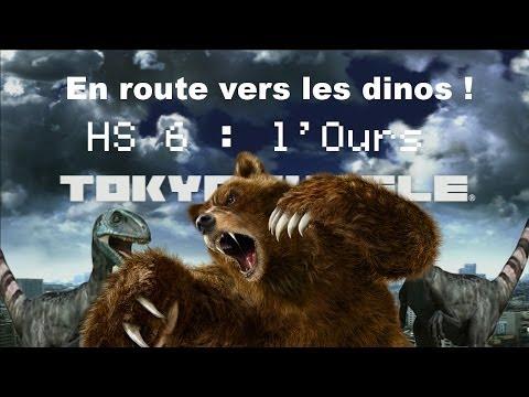 Tokyo Jungle : En route vers les dinos Hs #6 La revanche des Ours.