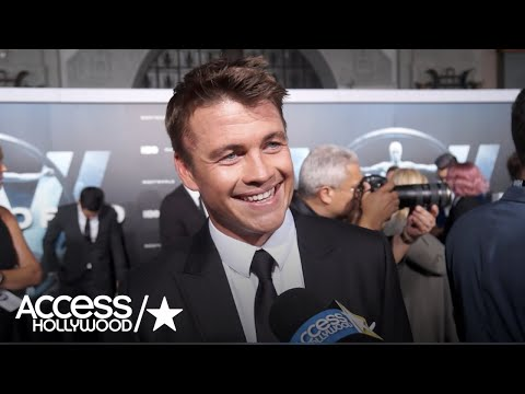 Luke Hemsworth: How Physical Is His Role In HBO's 'Westworld'  Access Hollywood