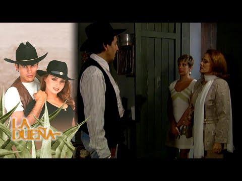 La Dueña capítulo 46: ¡Laura esta dispuesta a arruinar la boda de José María y Regina! | Tlnovelas thumbnail