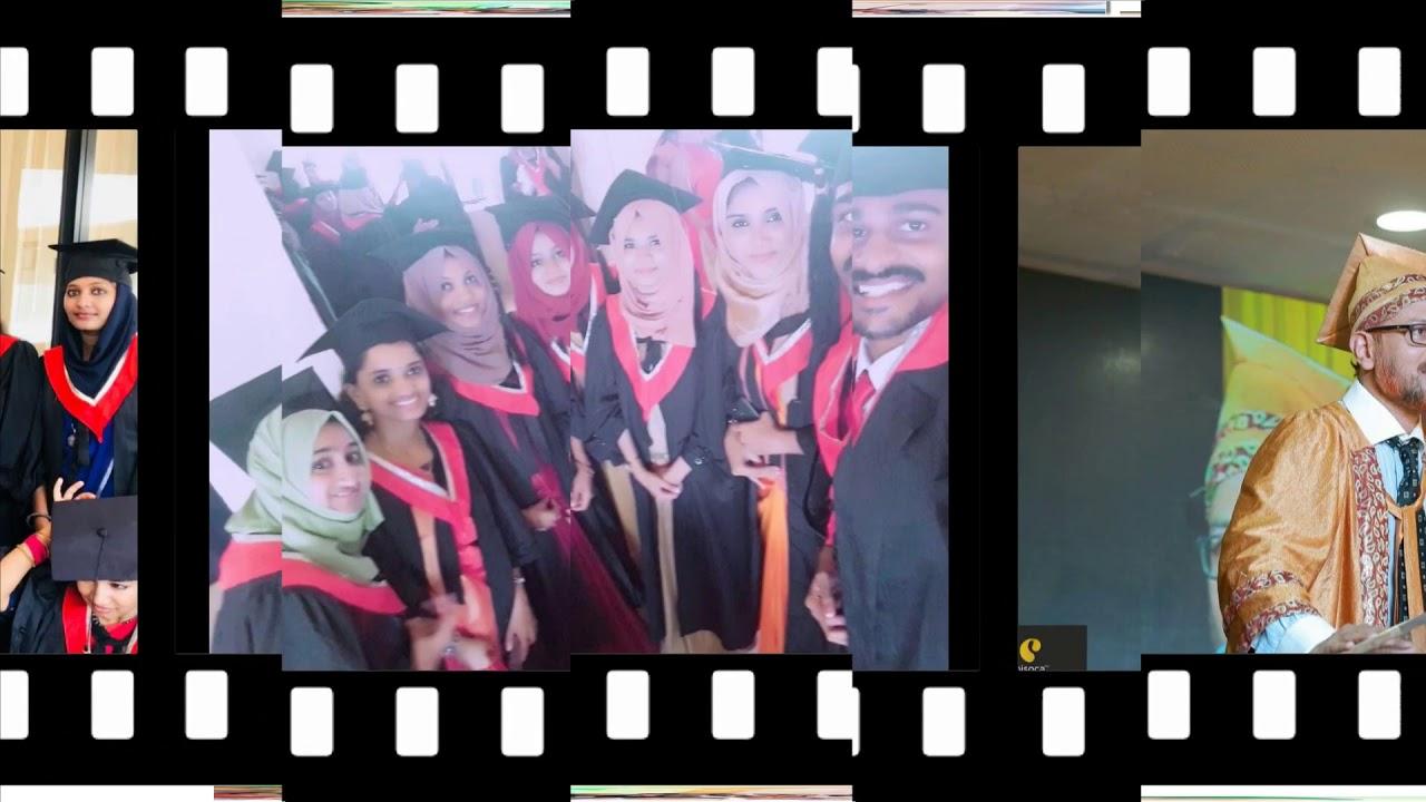 Arpith 2k18|Convocation ceremony|Malabar dental college ...
