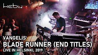 Vangelis - Blade Runner (End Titles) - Live by Kebu in Helsinki 2019