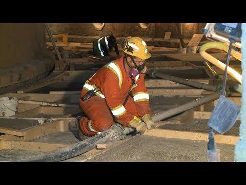 Improvements being made to furnace at Tenaris Algoma Tubes