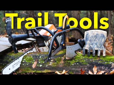 20 Must-Have Tools For Trail Builders | DIY Trail Building Essentials