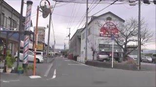 愛媛県道219号 砥部・伊予・松山線(2倍速)