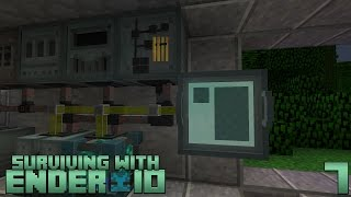 Surviving With Ender IO :: E07 - Ender IO Storage System