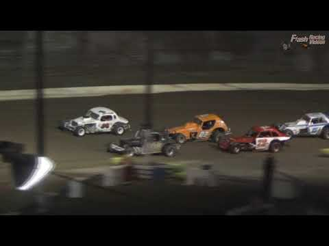 Blast from the Past Vintage Highlights - 9/29/18 - Grandview Speedway