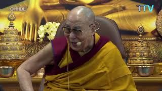 His Holiness the Dalai Lama's address to the delegates of 8th Int'l TSG Conference