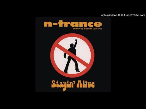 N-Trance - Stayin' Alive (Jim Thias Hot Tracks mix)