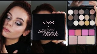 NYX - BUTT NAKED, TURN THE OTHER CHEEK PALETTE / Beauty On A Budget