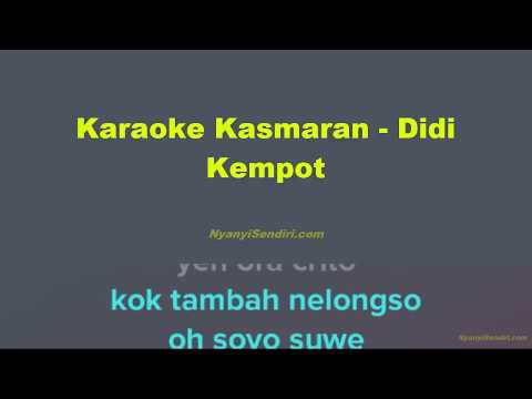 Karaoke Karaoke Kasmaran - Didi Kempot Tanpa Vokal Versi Keroncong