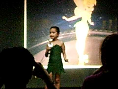 Maykaila Joan Arda As Tinkerbell